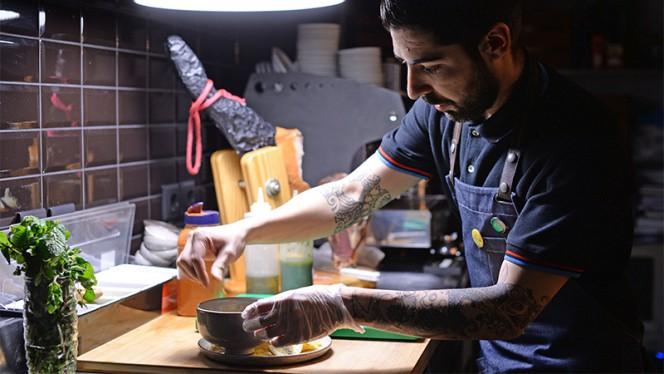 Chef - O Filho da Mãe, Braga