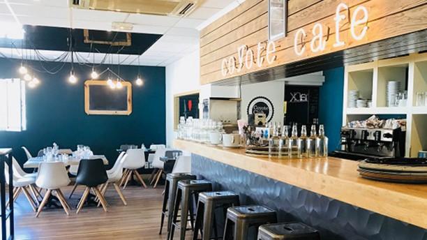 Coyote Club Café Vue de la salle