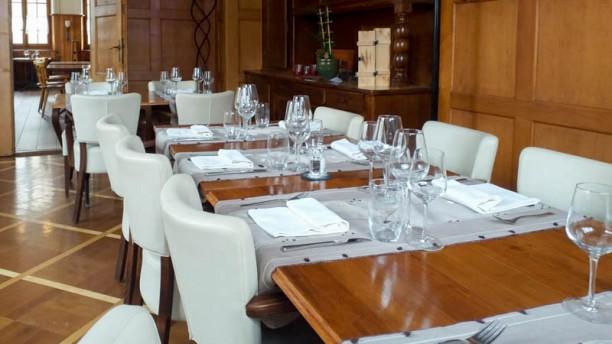 Restaurant des Trois Sapins Vue de la salle