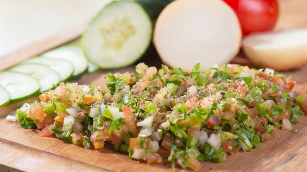 Rozala Cozinha Árabe Sugestão do Chef