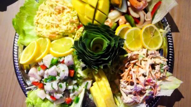 Naya Gastro Music Sugerencia del chef