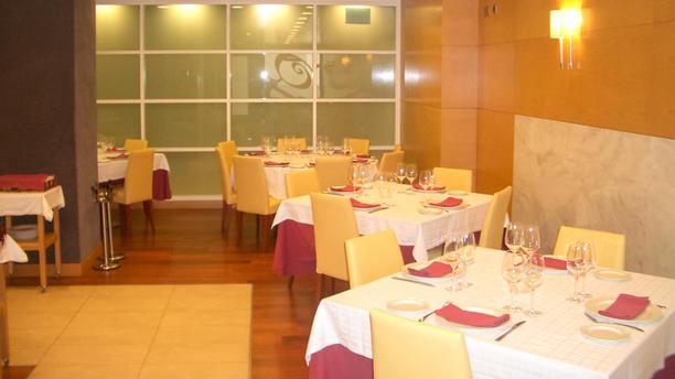 Gala Sala del restaurante