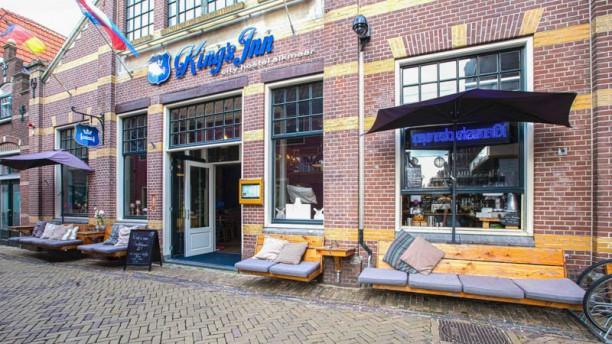 King's Inn Brasserie Ingang