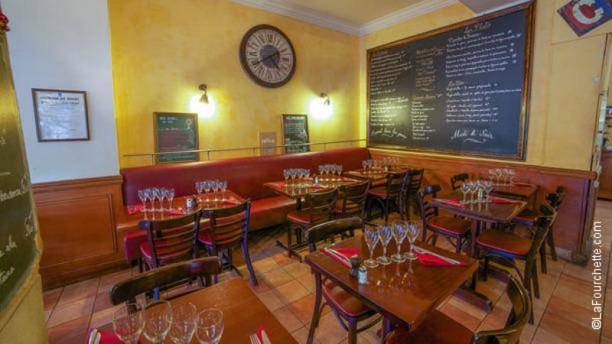 Restaurant Swann Et Vincent Paris