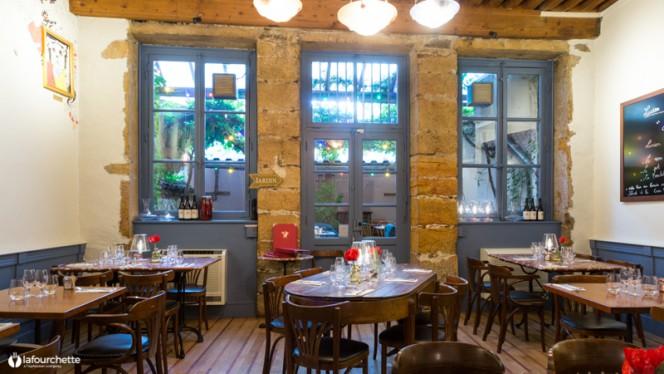 Chez Lucien - Bistrotier - Restaurant - Lyon