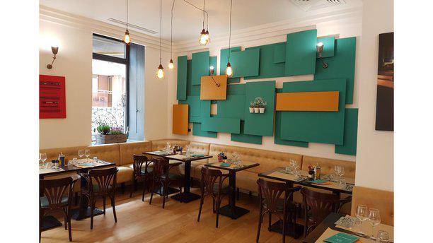La Manufacture Restaurant La Manufacture