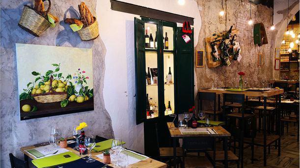 Salmoriglio - Palermo Sala