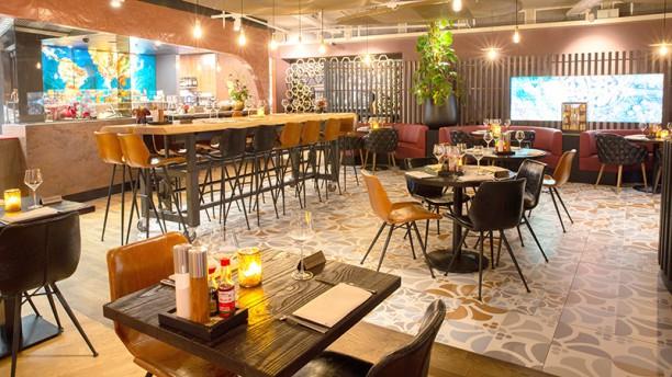 Global Dining - Holland Casino Het restaurant