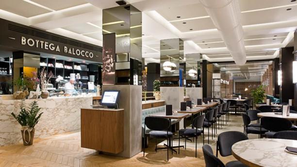 Bottega Balocco Restaurant Vista sala