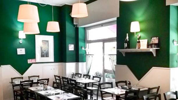 Little Italy Borsieri sala