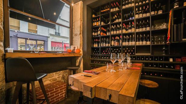 Pierre sang on gambey in paris restaurant reviews menu - Atelier cuisine paris ...