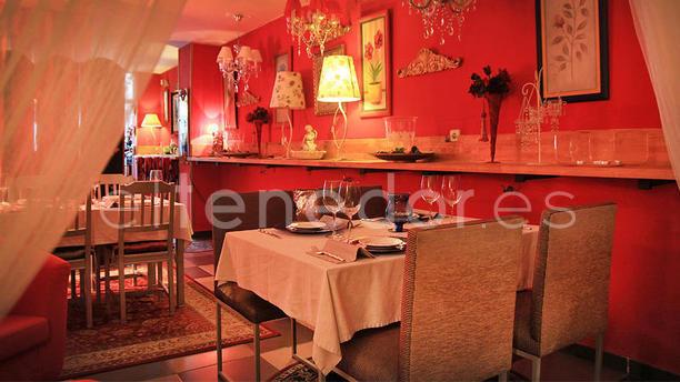 El Barrustrillo de Irene: Cocktails y menús especiales vista interior