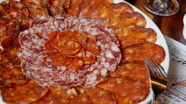 Chez Cochon-Restaurant Bouillon Mise en bouche
