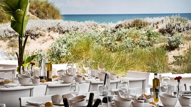 Restaurante duna en valencia pobles del sud opiniones for La comisaria restaurante valencia