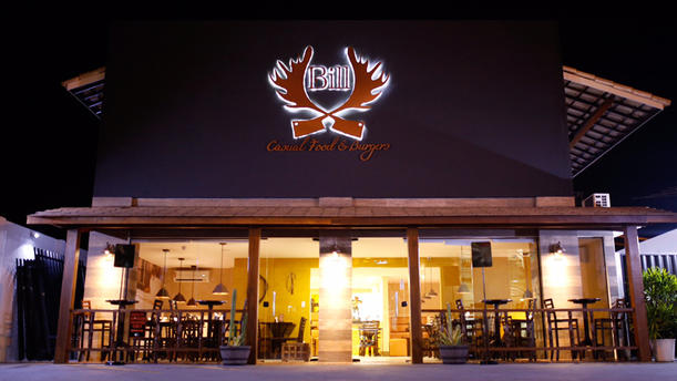 West Bill Casual Food &  Burgers BILL