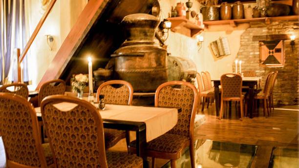De Ouwe Stokerij Het restaurant