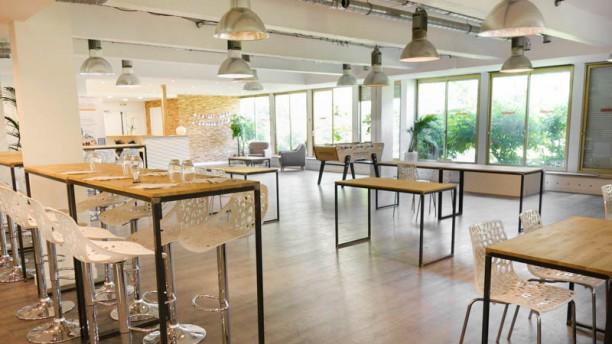 L 39 edene du tr fle restaurant 31 rue des longs pr s for Salle a manger 92100