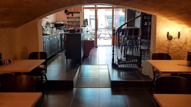 Max Gourmand Salle du restaurant