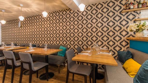 HÂ Restaurant Salle