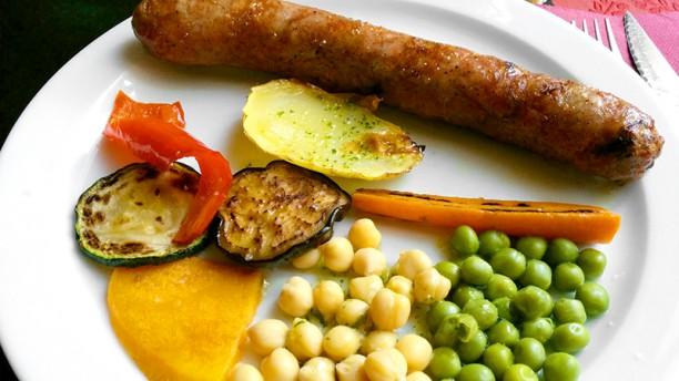 Alberg de Castelladral Sugerencia del chef