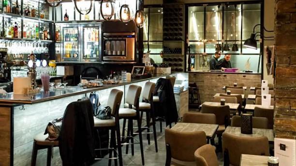 Bambou Cafe Vue de l'intérieur
