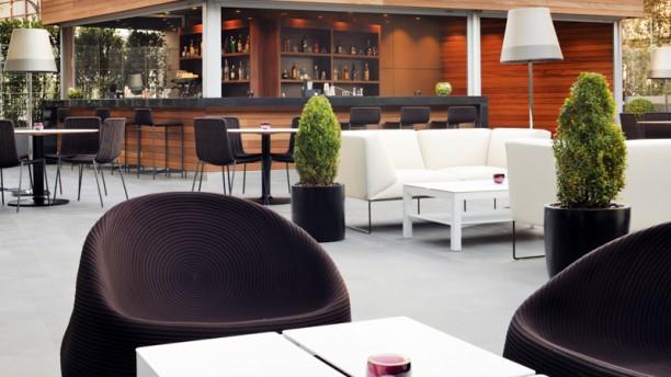 The Dish Room Restaurant & Terrace Terrace