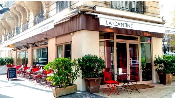 La Cantine Bienvenue à La Cantine