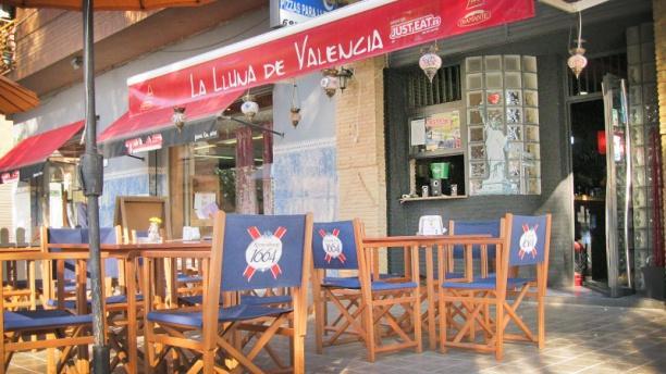 Image gallery la lluna de valencia - Restaurante entrevins valencia ...