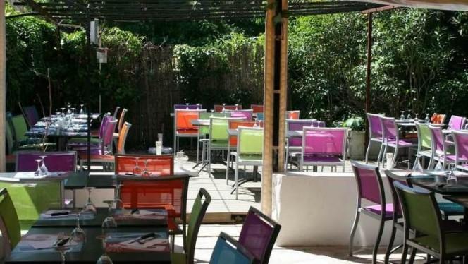 La terrasse - La Casa des Milles, Aix-en-Provence