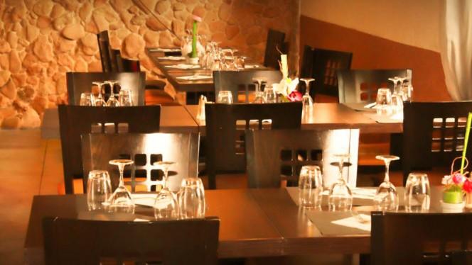 table dressée - La Casa des Milles, Aix-en-Provence