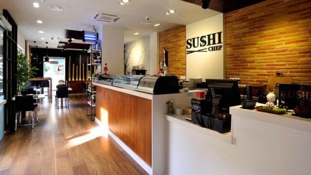 Sushi Chef - Vilanova i la Geltrú Vista sala