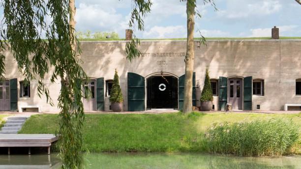 Poterne Restaurant (Fort Resort Beemster) Entree Poterne