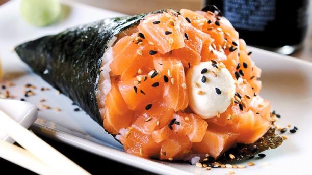 Koji Cozinha Oriental Sugestão do chef