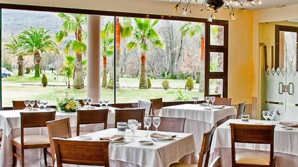 Piconegro - Hotel Balneario Valle del Jerte Vista comedor
