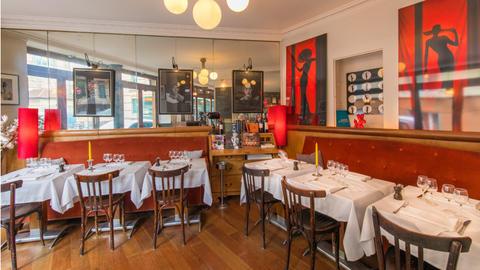 Deuz Restaurant, Paris