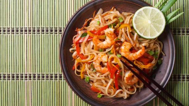 Thai Restaurant Chok Dee Suggestie voorgerecht