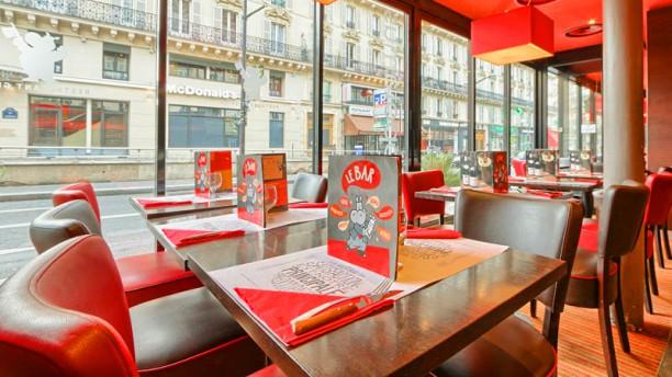 Hippopotamus Paris Gare du Nord 10e Salle