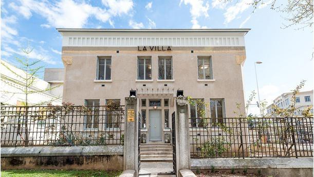 la villa par thierry marx restaurant 8 place d 39 arsonval 69003 lyon adresse horaire. Black Bedroom Furniture Sets. Home Design Ideas