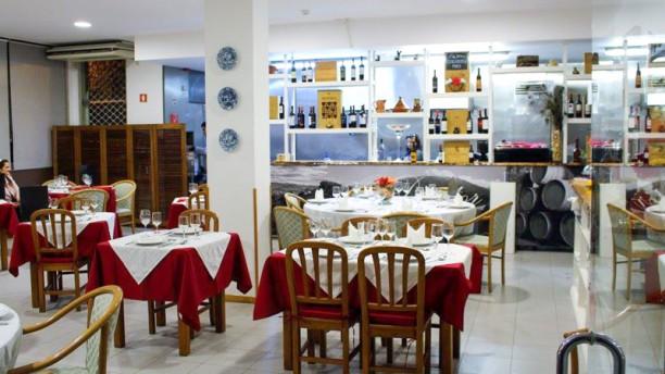 Restaurante O Doutor Sala