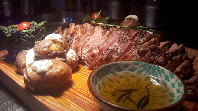 Biferia ristorante menu carne a Vila do Conde in Portogallo