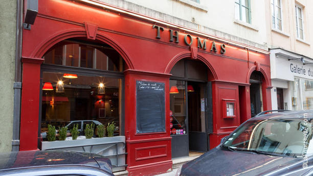 Restaurant Thomas Devanture