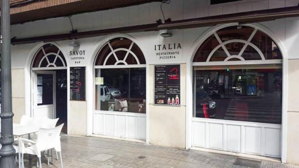 Savoy Italia Entrada