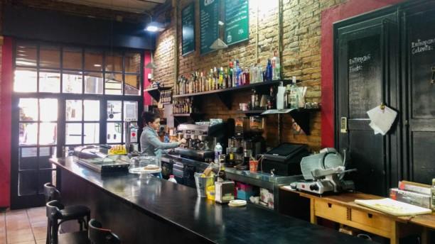 Caribean Coffee Center Vista barra