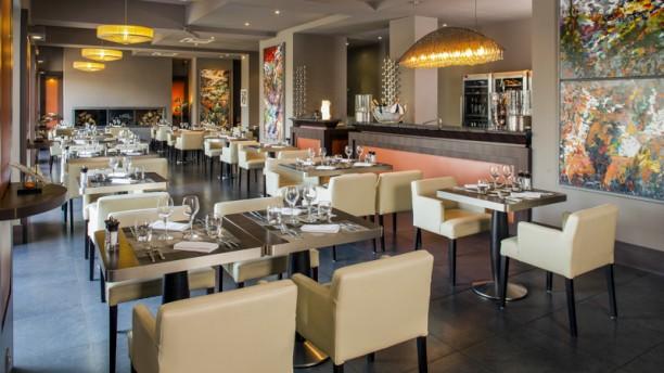 Restaurant L'Hibiscus SALLE DE RESTAURANT