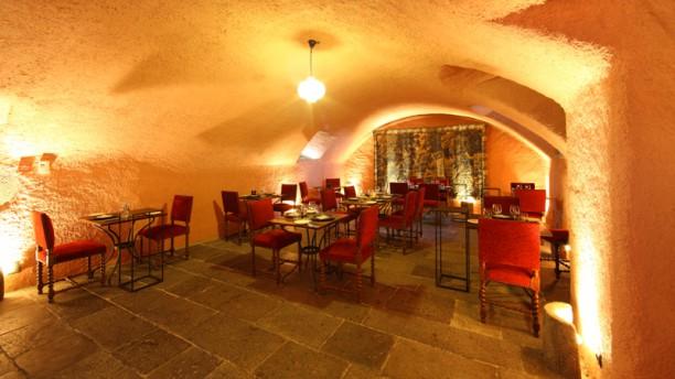 Château de Varillettes - La Table de Saint Flour Vue de la salle