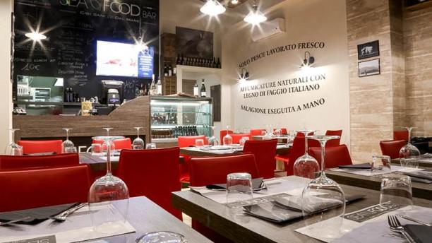 Seafood sala