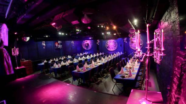 Artishow Salle de restaurant