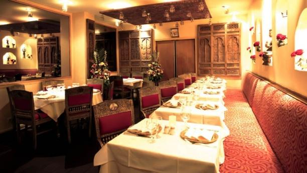 Restaurant kirane 39 s paris 75017 arc de triomphe - Auberge dab porte maillot restaurant ...