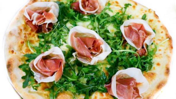 Le Celate Pizza rucola e prosciutto