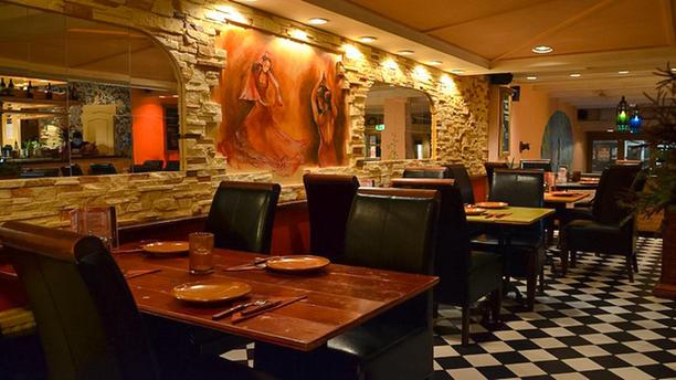 Ramblas Het restaurant